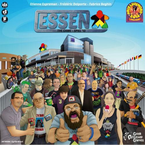 Essen : The Game + bonus